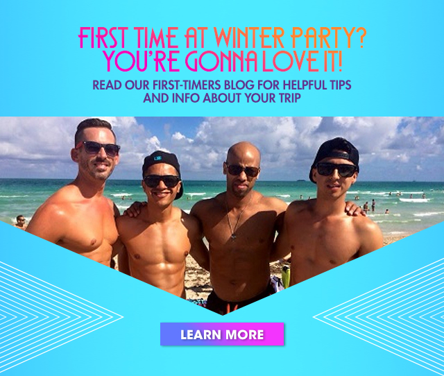 FIRST TIME AT WINTER PARTY? YOU´RE GONNA LOVE IT! READ OUT FIRST-TIMERS BLOG FOR HELPFUL TIPS AND INFO ABOUT YOUR TRIP LEARN MORE